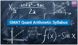 GMAT Arithmetic Syllabus