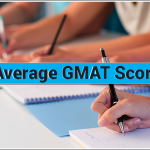 Average GMAT Score