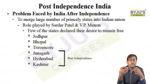 IAS-Preparation-Post-Independence-Indian-History-Problems-Regarding-Princely-States
