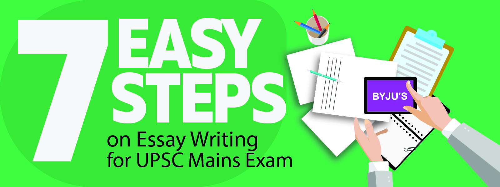 Essay writing for Civil Services Examination     IAS     Journey   Beyond Amazon in