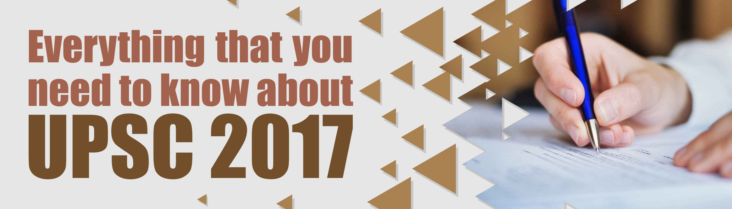 Upsc - Need 2 Know About Upsc 2017