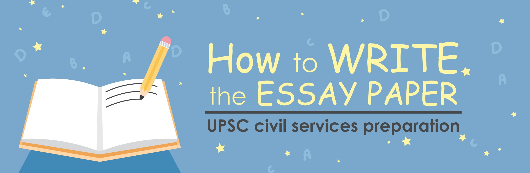 Civil service college writing dynamics