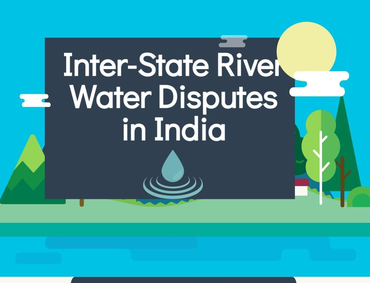 Image result for River Water Disputes Bill 2017