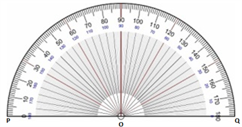 Constructing Angles with a Protractor