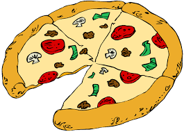 Whole Pie Coloring Page Fractions   Pictorial ...