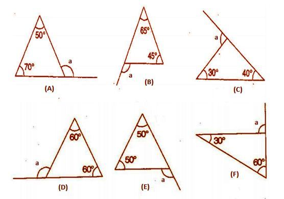 Ncert Solutions Class 7 Maths Chapter 6 The Triangles And Its Properties