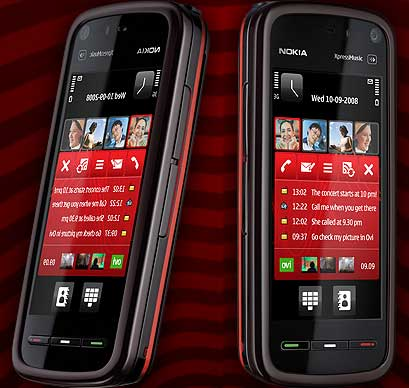 nokia 5800 xpressmusic Edition