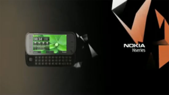 Nokia N97 Product demo