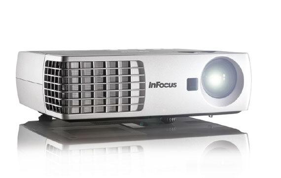 infocus IN1102 DLP WXGA Projector