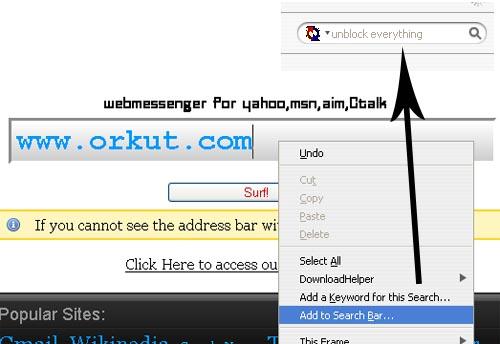Ninja Website Unblocker
