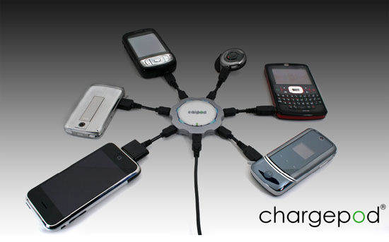 6 device charger