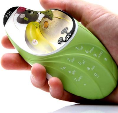 health  conscious phone