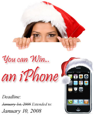 iphone contest at lara