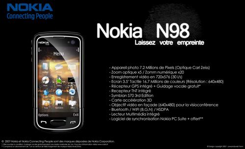 nokia N98