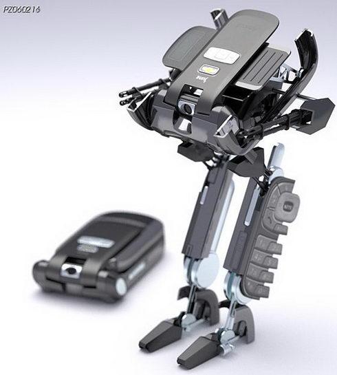 samsung trasformer phone