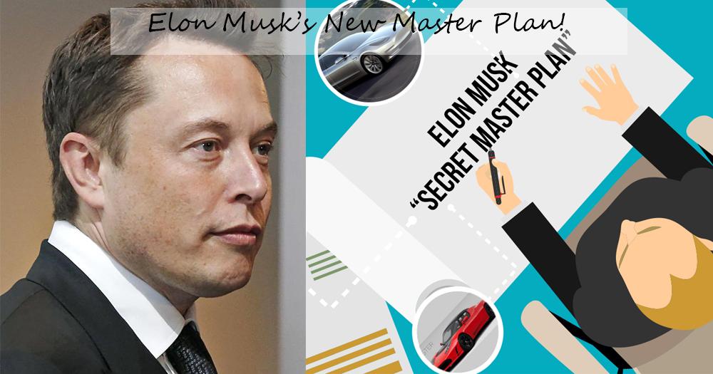 Elon Musk秘密大計續集終於公開!未來可靠座駕為自己自動賺錢?