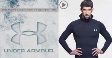 【品牌形象策略分析】Under Amour打敗了Adidas,並躋身成為全美運動品牌第2名