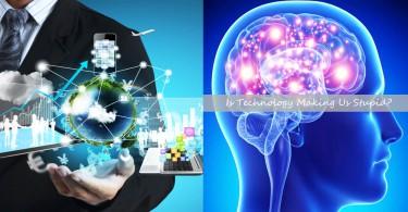 【未來分析】科學家指人類或許因科技變得愚蠢,也可能因而獲得更多腦部儲存空間