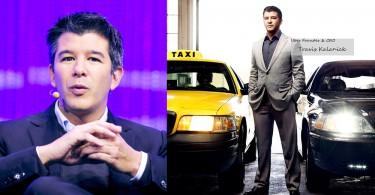 【最倒霉創業家】Uber CEO曾被索償2500億美元,甚至每天跑業務導致嚴重後遺症