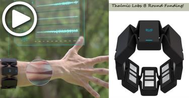 【革命性發明】手勢識別遙控臂環Myo成功完成B輪融資,籌得1億2千萬美元