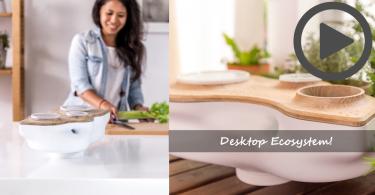 【環保好物】桌面型生態系統,讓廚餘不只是垃圾如此簡單