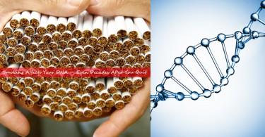 【醫療科技】美科學家證實吸煙會改變7000種人體基因,且在DNA上留下永恆印記