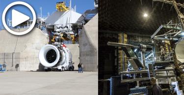 【飛行科技】 全球最大噴射引擎,推力超10萬磅