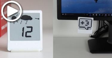 【科研突破】微軟發明「電子便利貼」,靠辦公室燈光運作並永不用充電