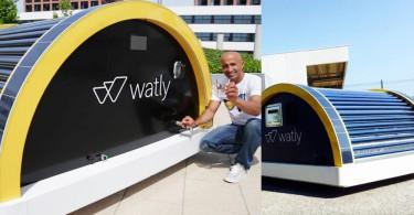 【改變世界】太陽能電腦Watly:同時提供水、電、互聯網三樣重要資源