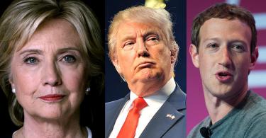【大選風波】Mark Zuckerberg:「Facebook假新聞對選擧結果沒有造成影響」