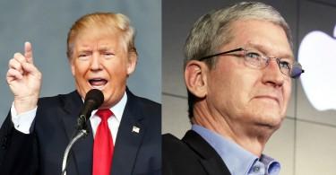 【候任總統計劃】川普致電Tim Cook,建議蘋果把產品生產線調回美國