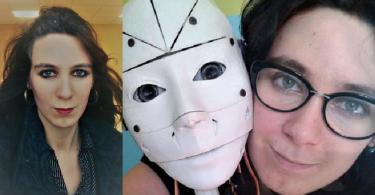 【人機之戀】法女愛上親手3D打印的機械人 並希望與其結婚