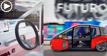 【未來之車】瑞士廠商發表概念車Oasis,車廂可隨時變為高級休閒室