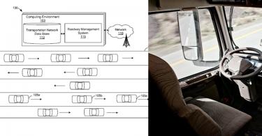 【自駕專利】Amazon成功申請專利公路,只容納自動駕駛汽車