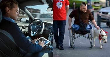 【自動駕駛】美智庫發表研究,指自動駕駛實為殘疾人士福音