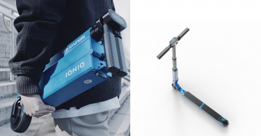 【CES2017】HYUNDAI概念電動滑板車IONIQ Scooter,以嶄新的移動方式輕鬆代步