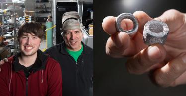 【嶄新技術】液態金屬3D打印技術The Vader systems,讓金屬部件製造工序更快捷及便宜