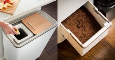 【減少浪費】惠而浦推出家居廚餘回收機 Zera,將吃剩的食物變成有機肥料
