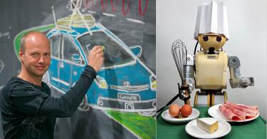 【科技烹飪】自駕車之父秘密籌備新初創,用科技改革家居煮食