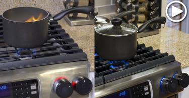 【安全煮食】自動關火爐頭鈕,防止廚房火災危機