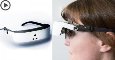 【重見世界】智能眼鏡eSight 3,讓視障人士再次看見光明