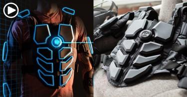 【機迷福音】觸感VR背心Hardlight Suit,感受你給我的那記「昇龍拳」