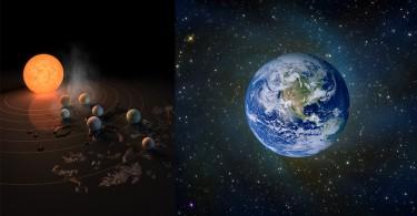 【星際啟示】NASA發現7個「新地球」,或適宜人類居住