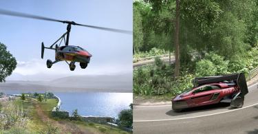 【正式推出】Pal-V飛天車接受預購,可變身載人飛行器