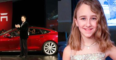 【童言成真】 10歲女孩寫信建議營銷策略,Tesla CEO 驚喜回應