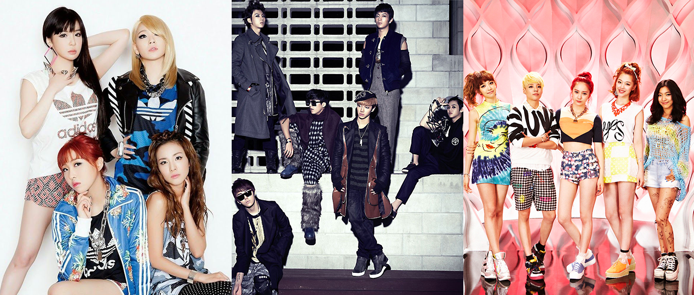9 OG K-pop Groups That Made Their Debut In 2009
