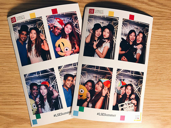 LSE Summer School - Photoprint