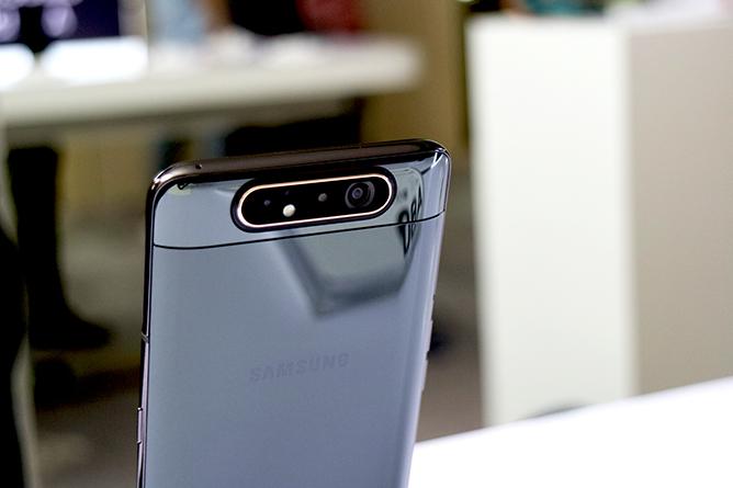 Samsung Galaxy A80 2
