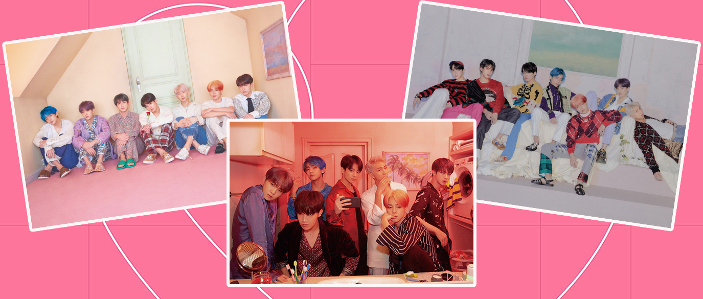 BTS Map Of The Soul Persona Album Review