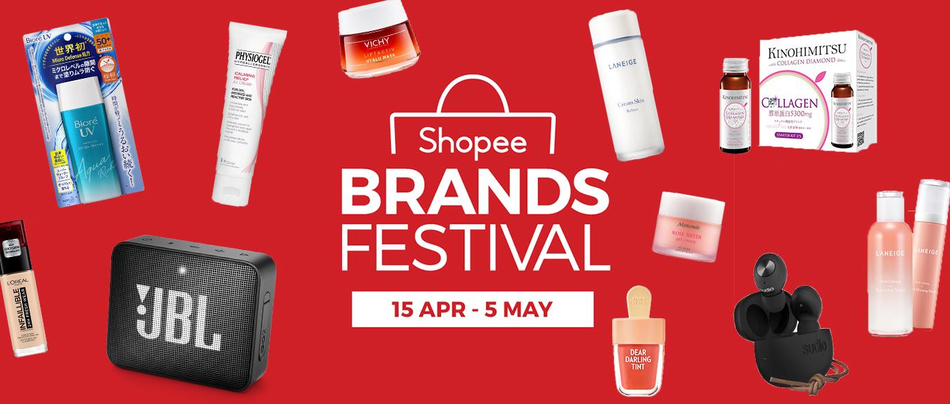 Shopee Brands Festival 2019